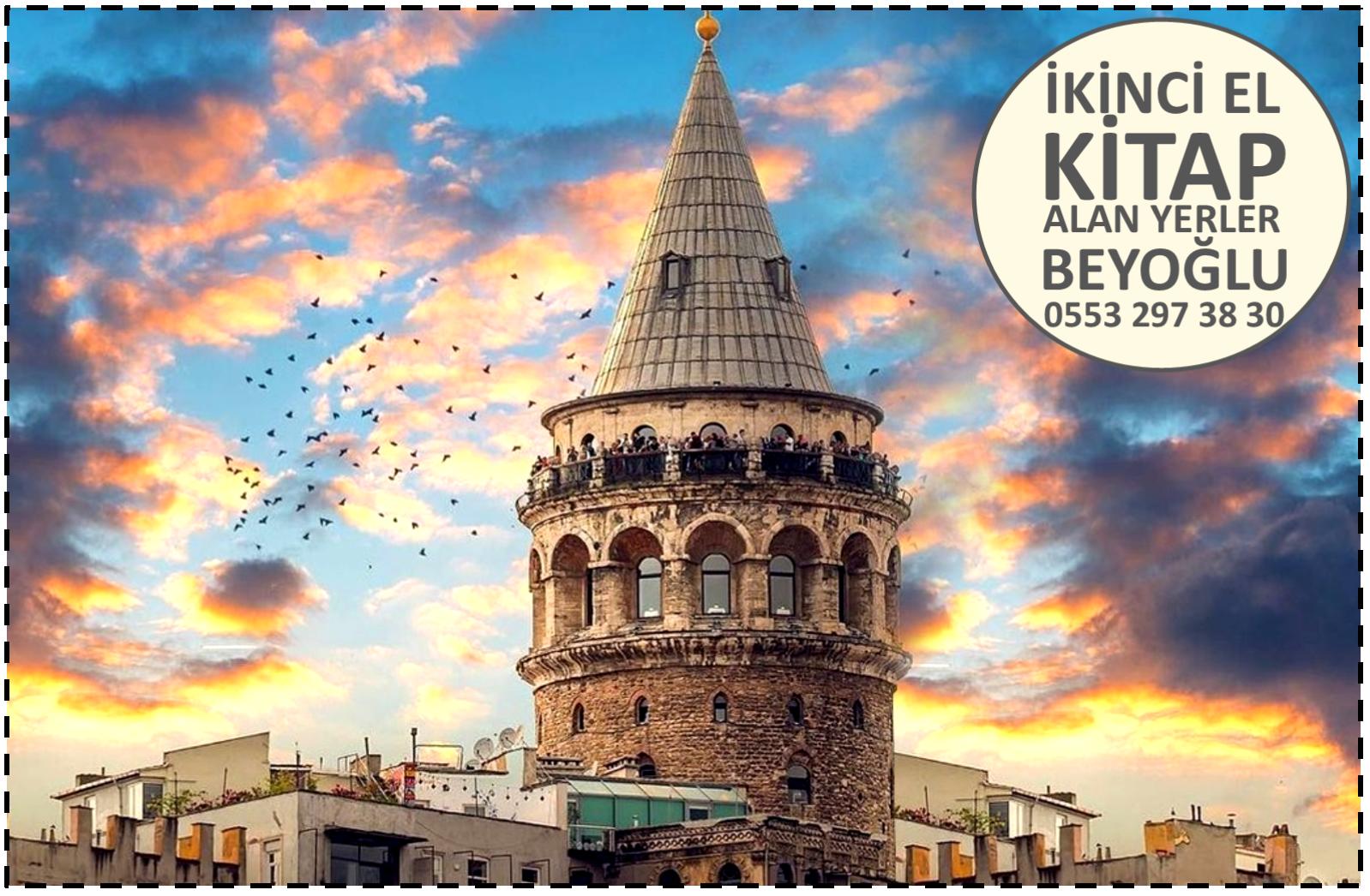 İkinci El Kitap Alan Yerler Beyoğlu / İstanbul - 0553 297 38 30