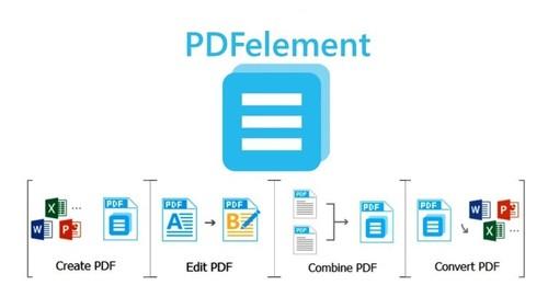 Wondershare PDFelement 6.4.0.2941 - Katılımsız
