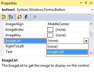 C# Buton'lara Resim Nasıl Eklenir