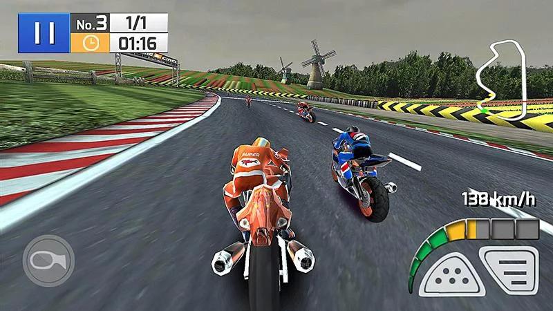 Real Bike Racing Android Oyun
