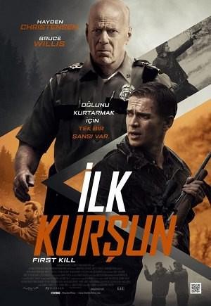 İlk Kurşun – First Kill 2017 Türkçe Dublaj izle