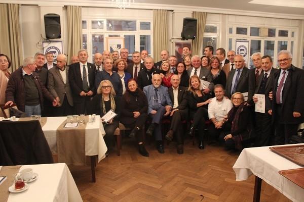 Marmara Üniversitesi İİBF Mezunlar Derneği İstanbul Şubesi;