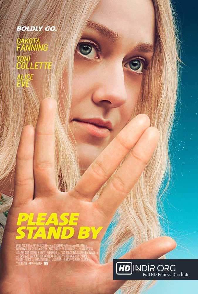 Lütfen Beklemede Kal - Please Stand By (2017) Türkçe Dublaj HD indir