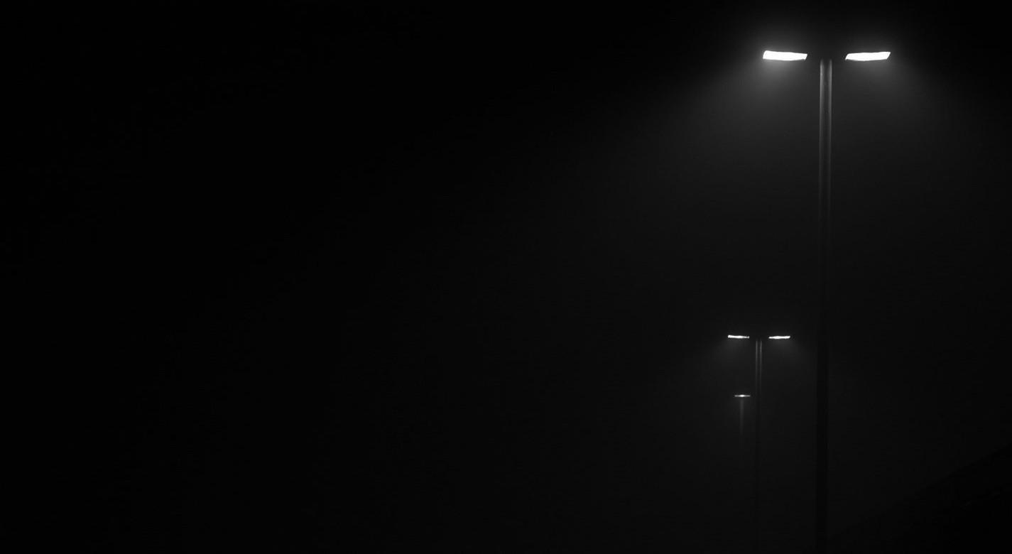 Vatandaş Yanmayan Sokak Lambalarından Şikayetçi