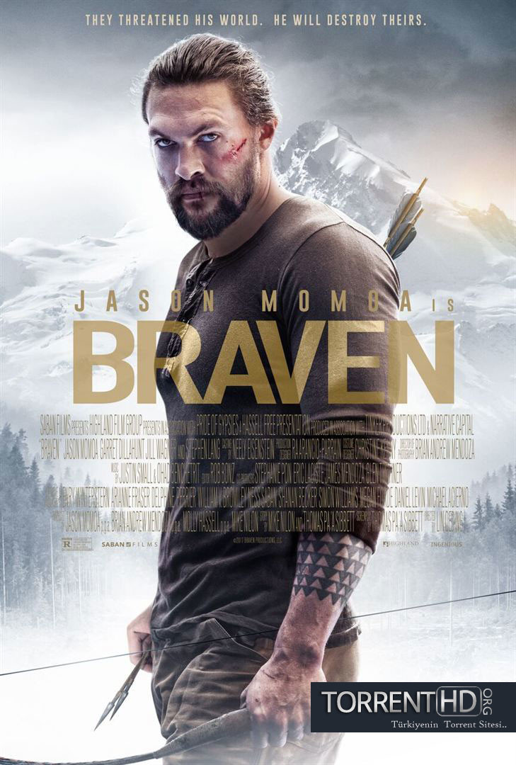 Braven (2018) m1080p DUAL BluRay x264 AC3 Torrent İndir