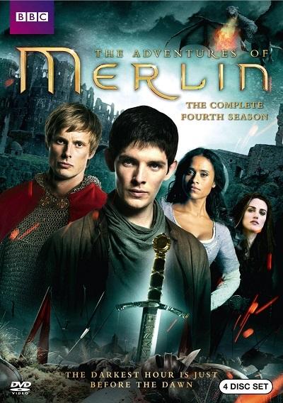 Merlin 4.Sezon Tüm Bölümler ( BRRip 480p ) Türkçe Dublaj Tek Link İndir