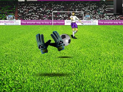 Penaltı Kurtar Oyunu