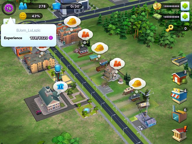 SimCity BuildIt Apk Mod