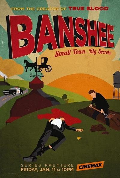 Banshee 1.Sezon Tüm Bölümler ( BRRip XviD ) Türkçe Dublaj Tek Link İndir