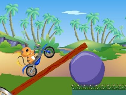 Motorcu Sincap Oyunu