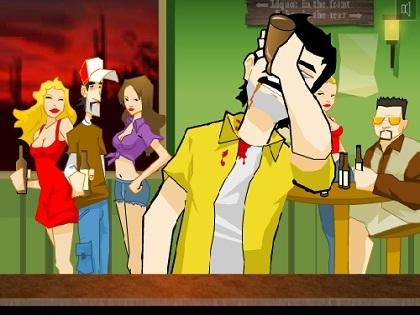 Sarhoş Adam Oyunu