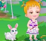 Hazel Bebek Bahçe Partisi Oyunu
