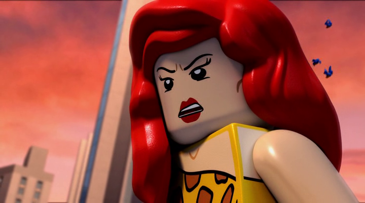 Lego: DC - Adalet Takımı Kötülere Karşı 2015  WEB-DL XviD Türkçe Dublaj - Tek Link