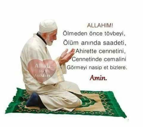 Allahdan istə...