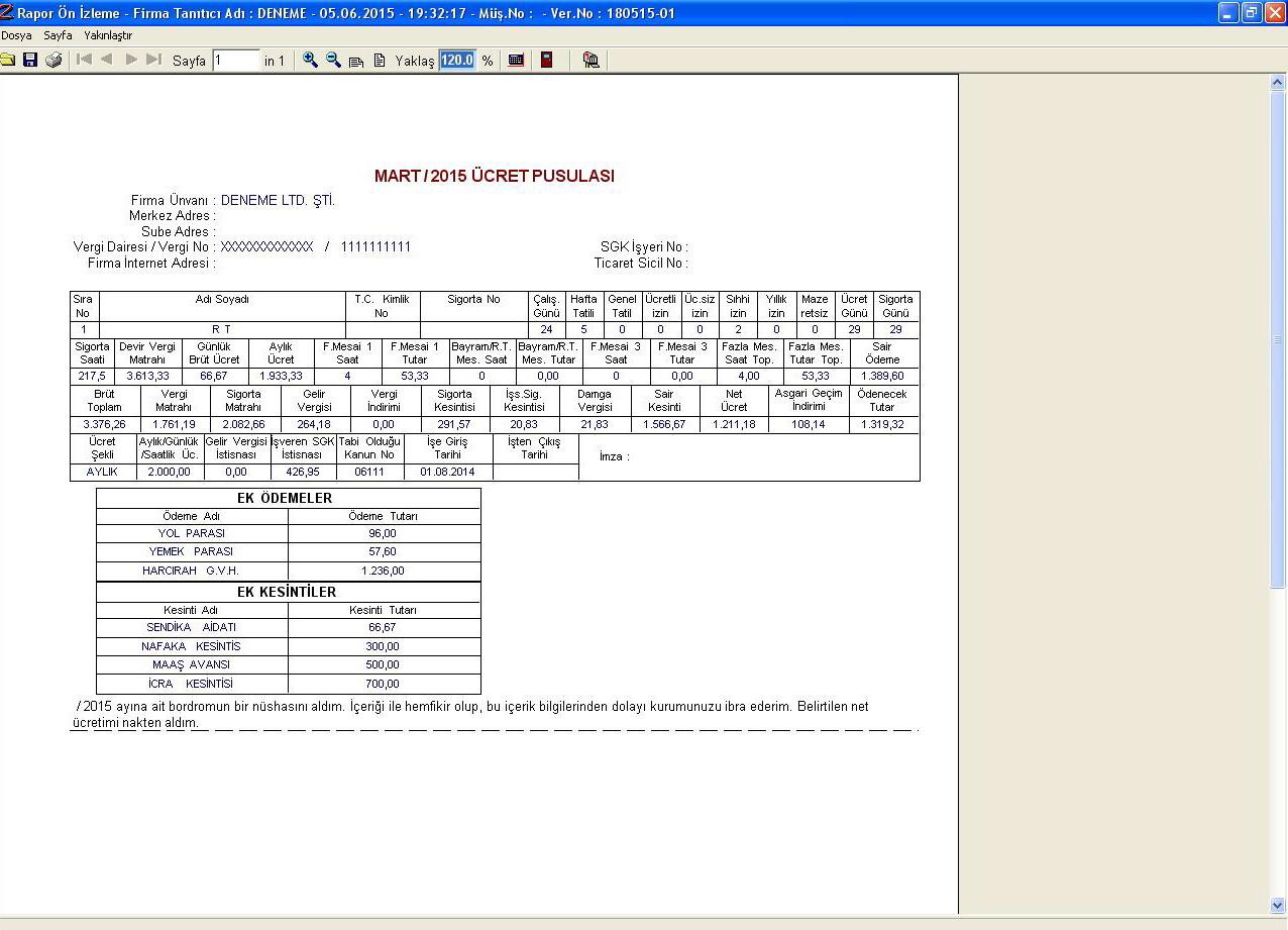 Şirketin finansal ve ekonomik faaliyet analizi ve teşhis etme