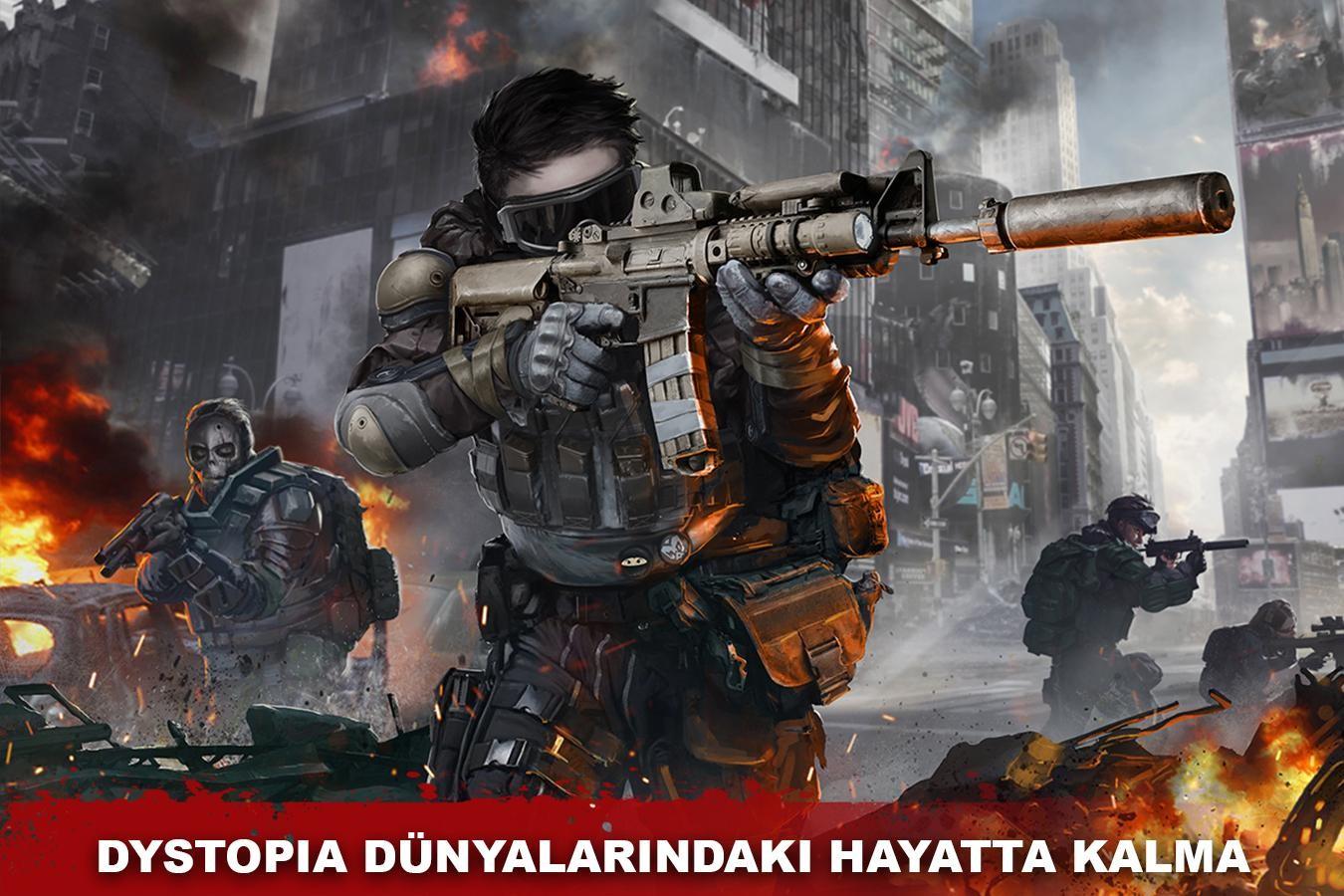 DEAD WARFARE: Zombie Apk