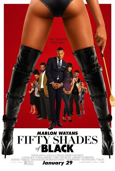 Siyahın Elli Tonu - Fifty Shades of Black 2016 (BRRip XviD - m1080p) Türkçe Dublaj - VKRG