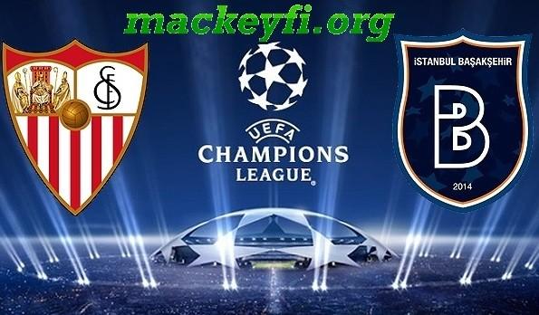 Şampiyonlar Ligi HDTV 1080p (Sevilla – M.Başakşehir ) – indir
