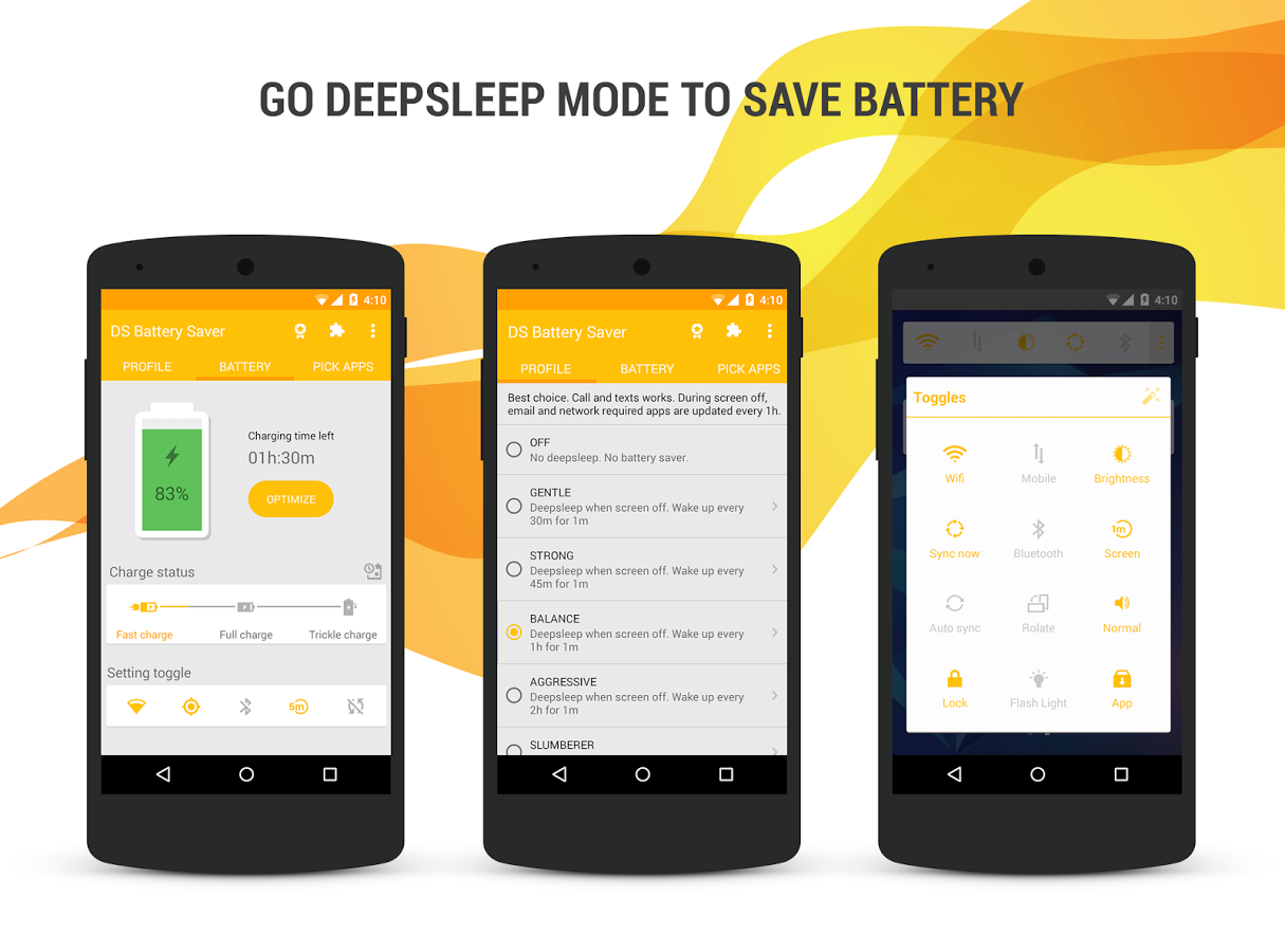 Deep Sleep Battery Saver Pro Apk