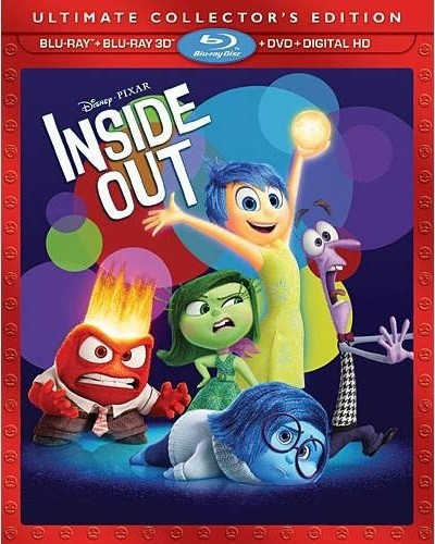 Inside Out - Ters Yüz 2015 3D (1080p Bluray H-SBS) DUAL TR-EN - 3D Film indir