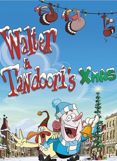 Walter Ve Tandoori 2014 ( WEB-DL XviD ) Türkçe Dublaj