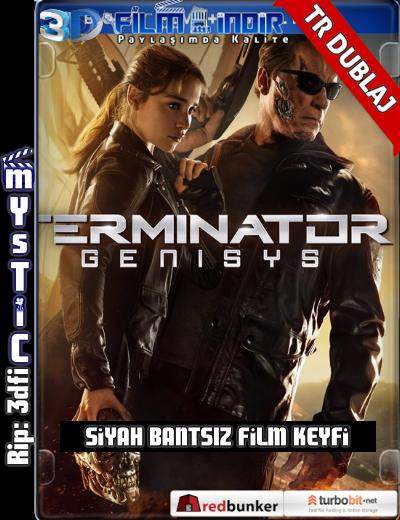 Terminator Genisys 3d – Terminator: Yaradılış 2015 ( ANAMORPHIC Siyah Bantsız BluRay m1080p ) Türkçe Dublajlı mkv film indir