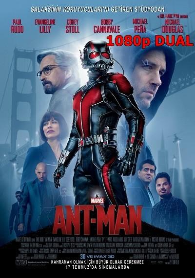 Karınca Adam – Ant-Man 2015 1080p WEB-DL x264 DuaL TR-EN  – Tek Link