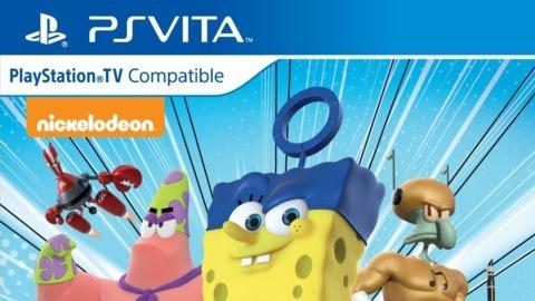 SpongeBob Heropants PSVita [Resimli Metin İncelemesi]