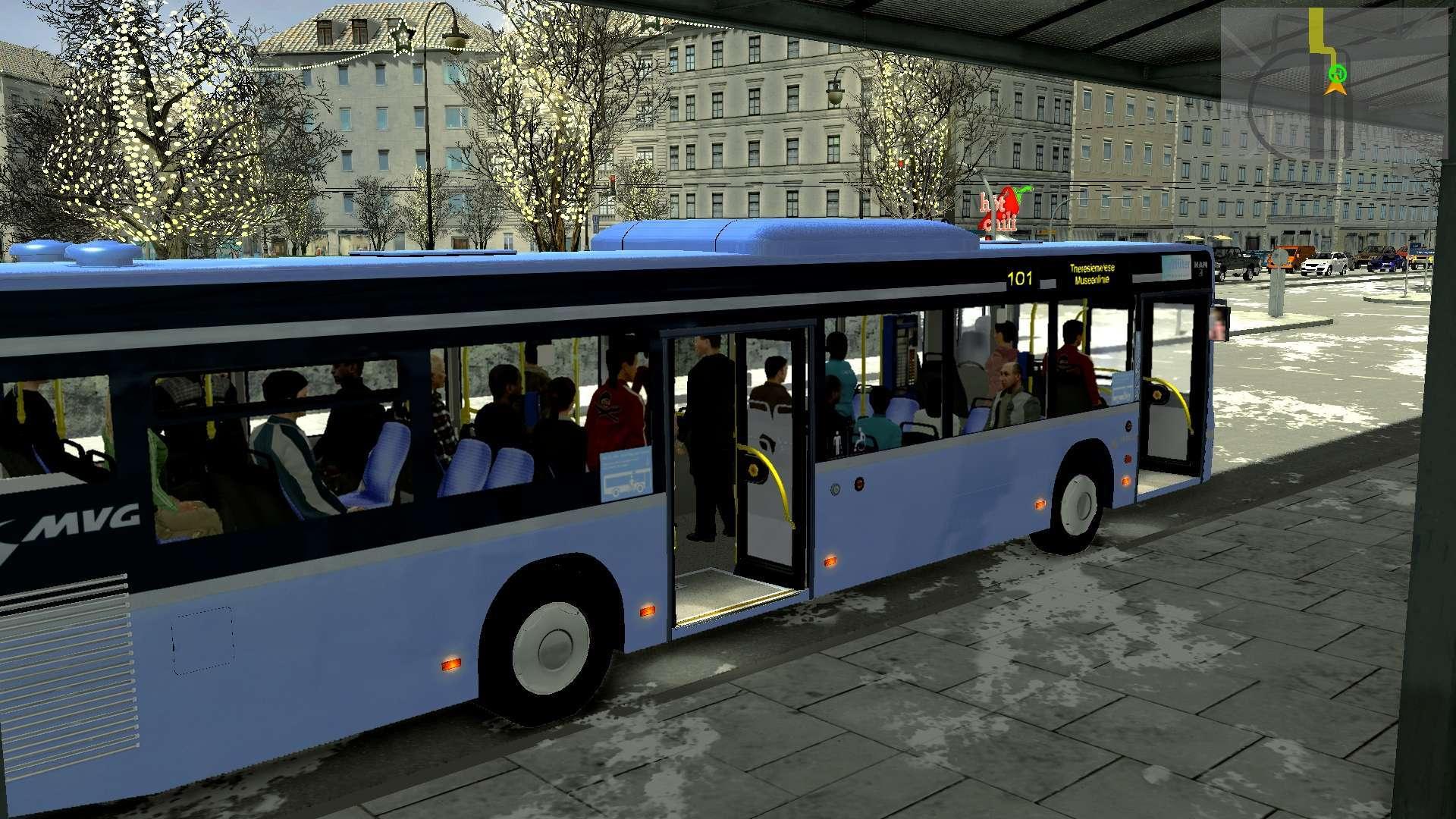 City Bus Simulatör Munich Full Torrent İNDİR