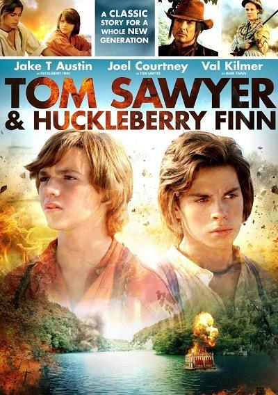 Tom Sawyer and Huckleberry Finn 2014  ( 1080p HDRip XviD ) Dual TR-ENG Tek Link İndir