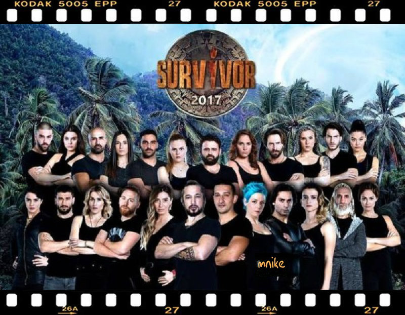 Survivor 2017 Ünlüler-Gönüllüler | 12.02.2017 | 480p HDTS AAC | Mnike