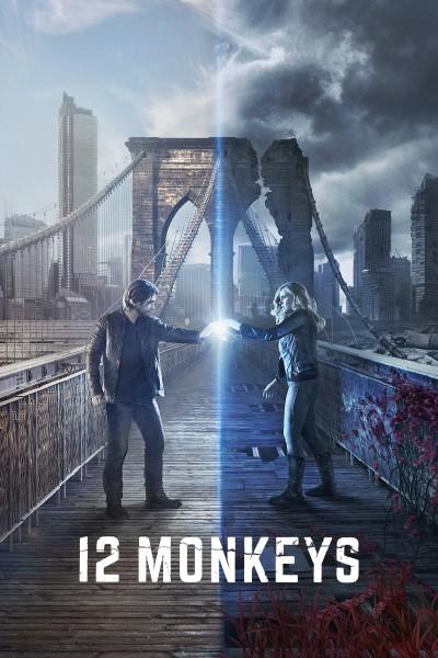 12 Maymun - 12 Monkeys (2015–) Yabancı Dizi 1. Sezon Tüm Bölümler türkçe dublaj indir