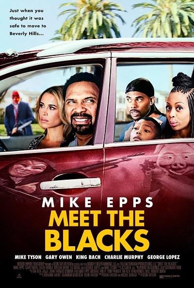 Black Ailesi - Meet the Blacks (2016) BRRip XviD Türkçe Dublaj - Tek Link
