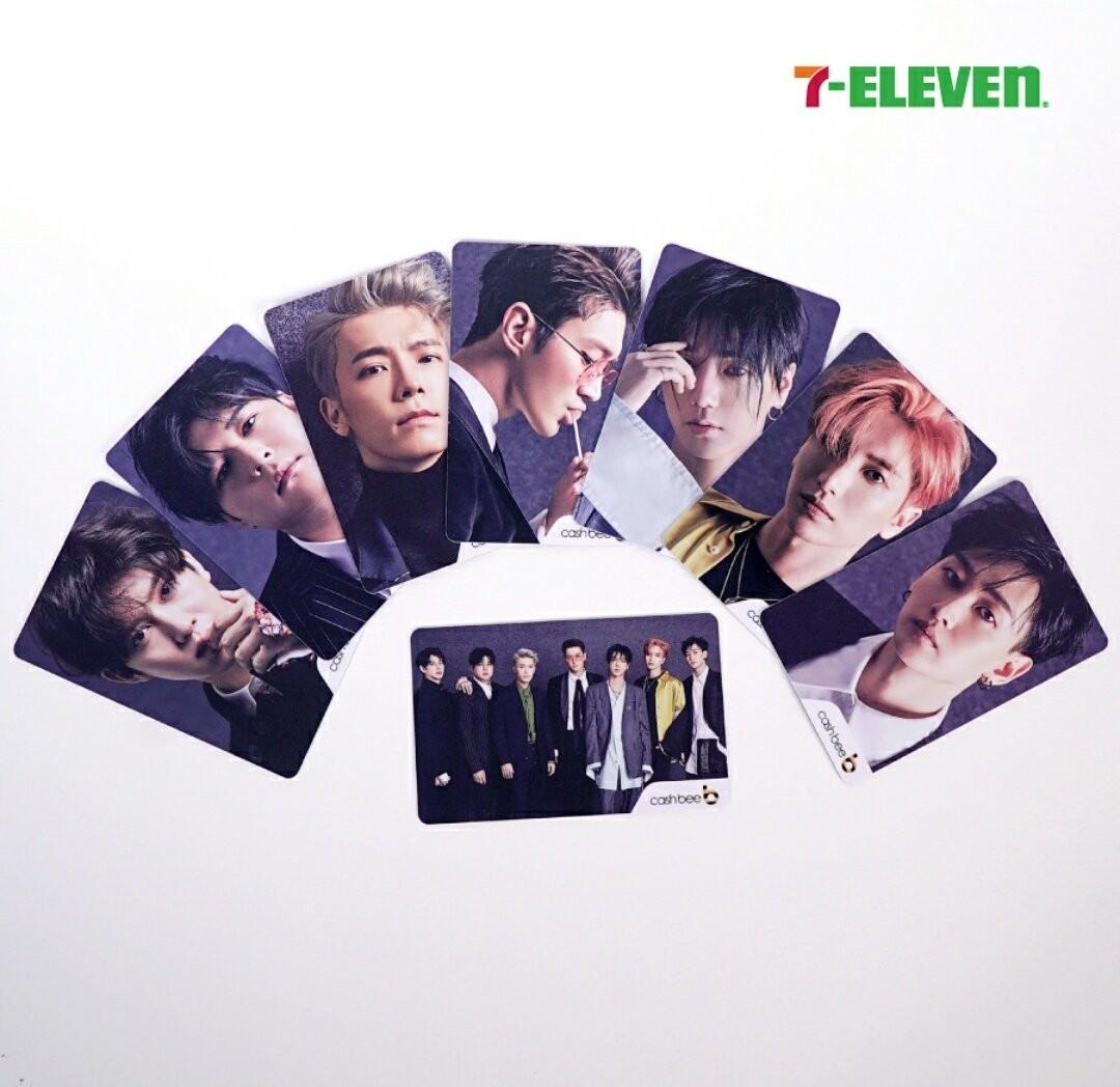 Super Junior Toplu Taşıma Kartları ZO0Z9z