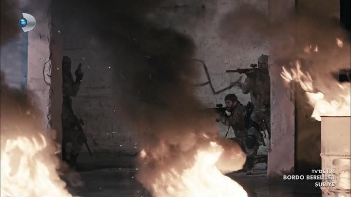 Bordo Bereliler Suriye 2017 (HDTV XviD-720p-1080p) Yerli Film