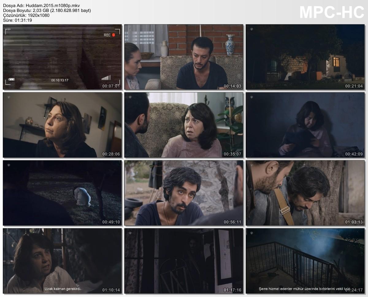 Hüddam 2015 Yerli Film m1080p - okaann27