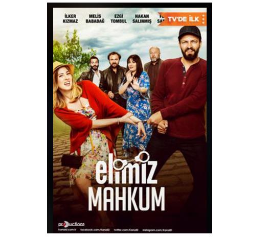Elimiz Mahkum (2017) Yerli Film HD İndir