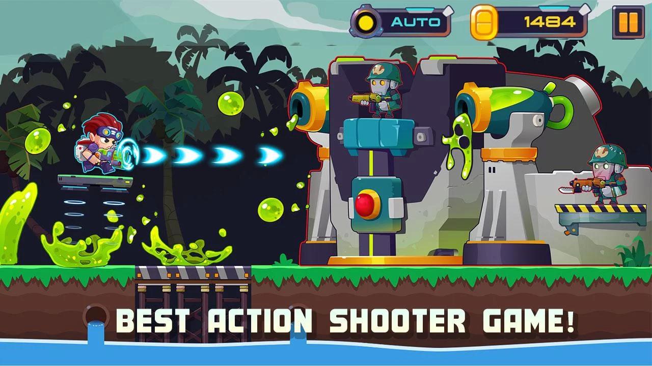Metal Shooter: Run and Gun Apk