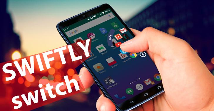 Swiftly switch – Pro Apk Full v3.1.8 Program – (Android Özel Geçiş Menüsü Programı)