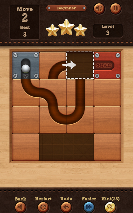Roll the Ball® - slide puzzle Apk İndir