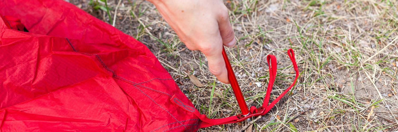 çadır çubukları