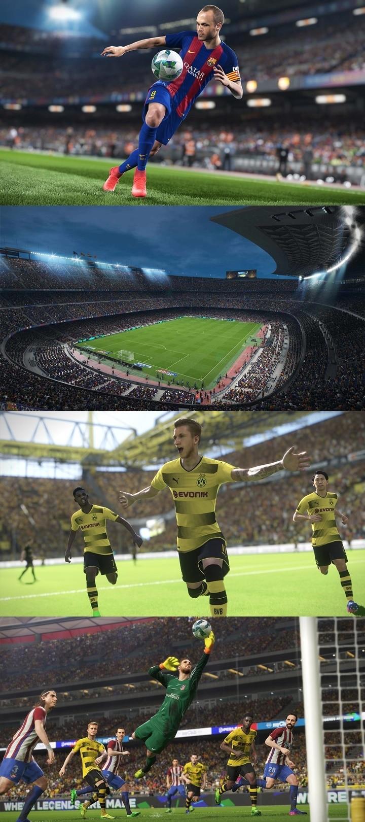 Pro Evolution Soccer 2018-CPY