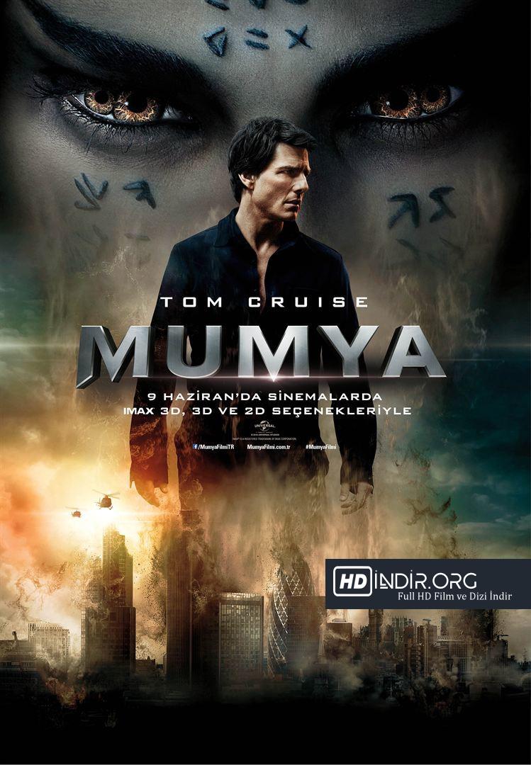 Mumya (The Mummy) 2 (2017) Türkçe Dublaj HD İndir