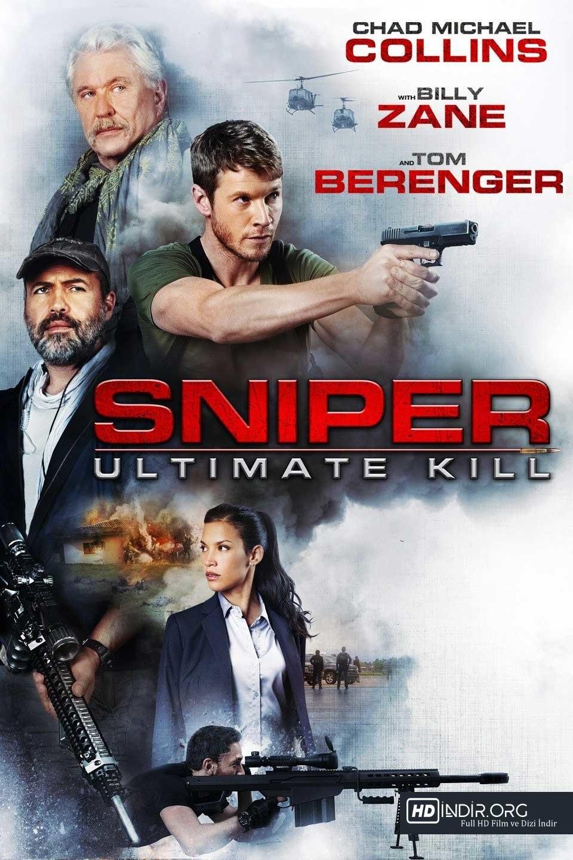 Keskin Nişancı 7 - Sniper Ultimate Kill (2017) Türkçe Dublaj HD İndir