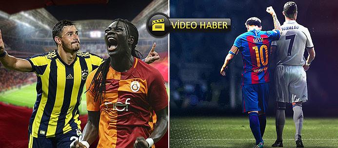 Galatasaray-Fenerbahçe derbisi ile El Clasico karşılaştırması!