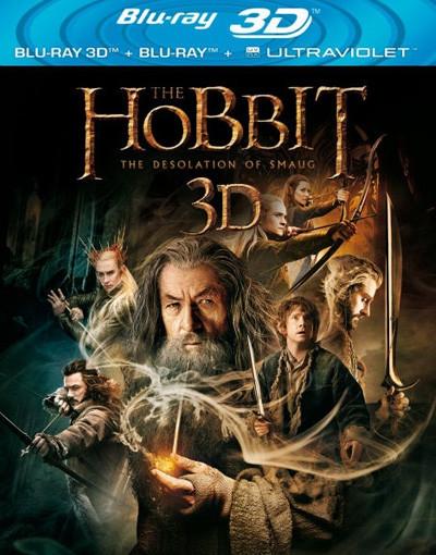 Hobbit Smaug'un Çorak Toprakları | Dual (TR-ENG) | 3D Film indir