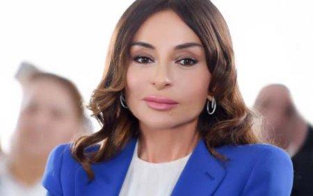 Mehriban Əliyeva yüksək mükafata layiq görüldü