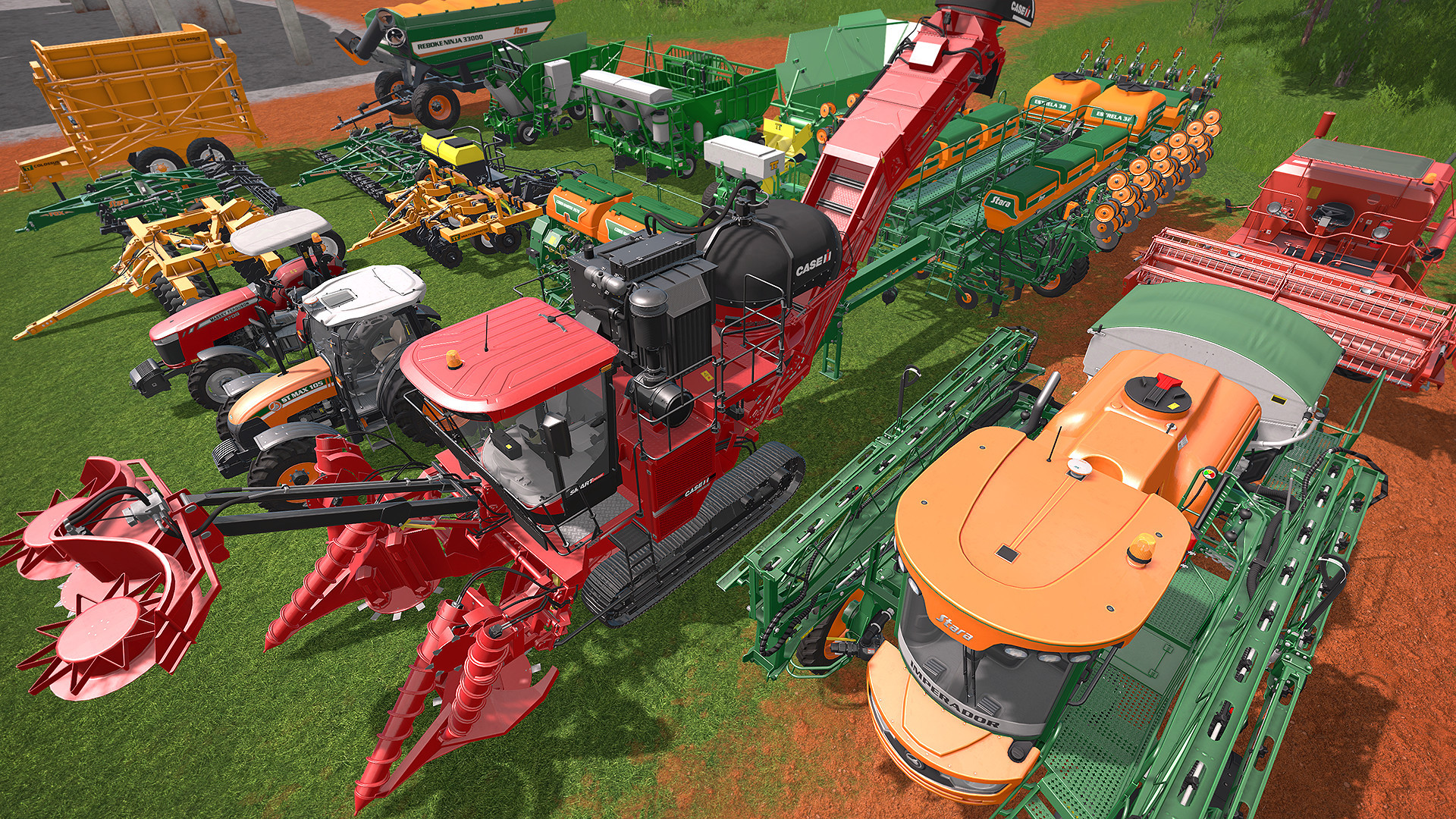 Farming Simulator 17 - Platinum Edition - Reloaded