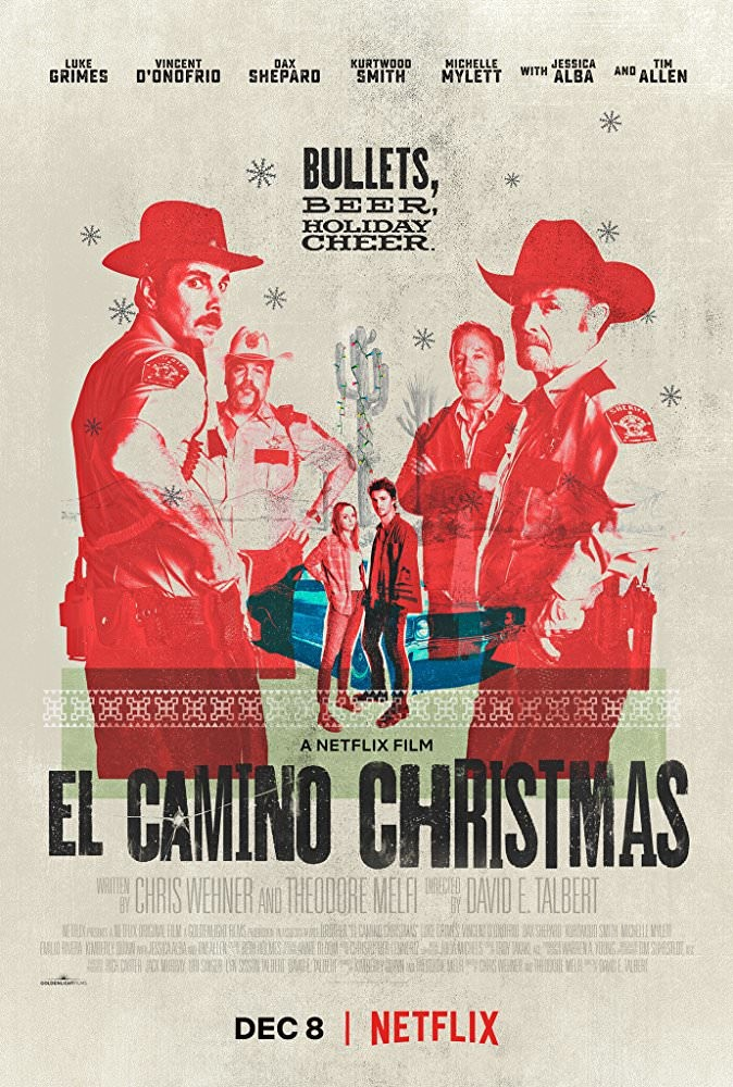 El Camino Christmas - 2017 (Web-DL) m1080p Türkçe Dublaj Film İndir