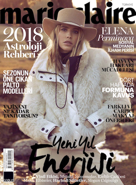 Marie Claire Aralık 2017